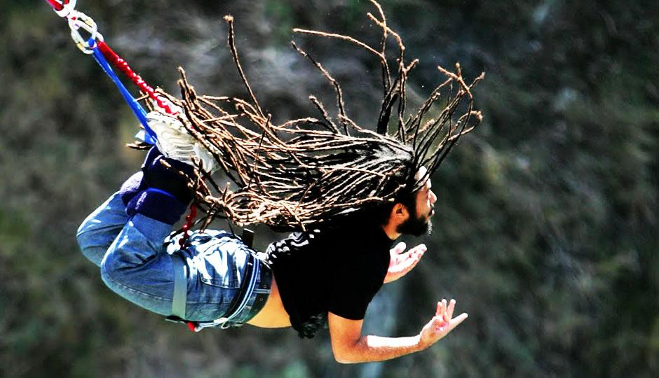 Bungee Jump in Pokahara