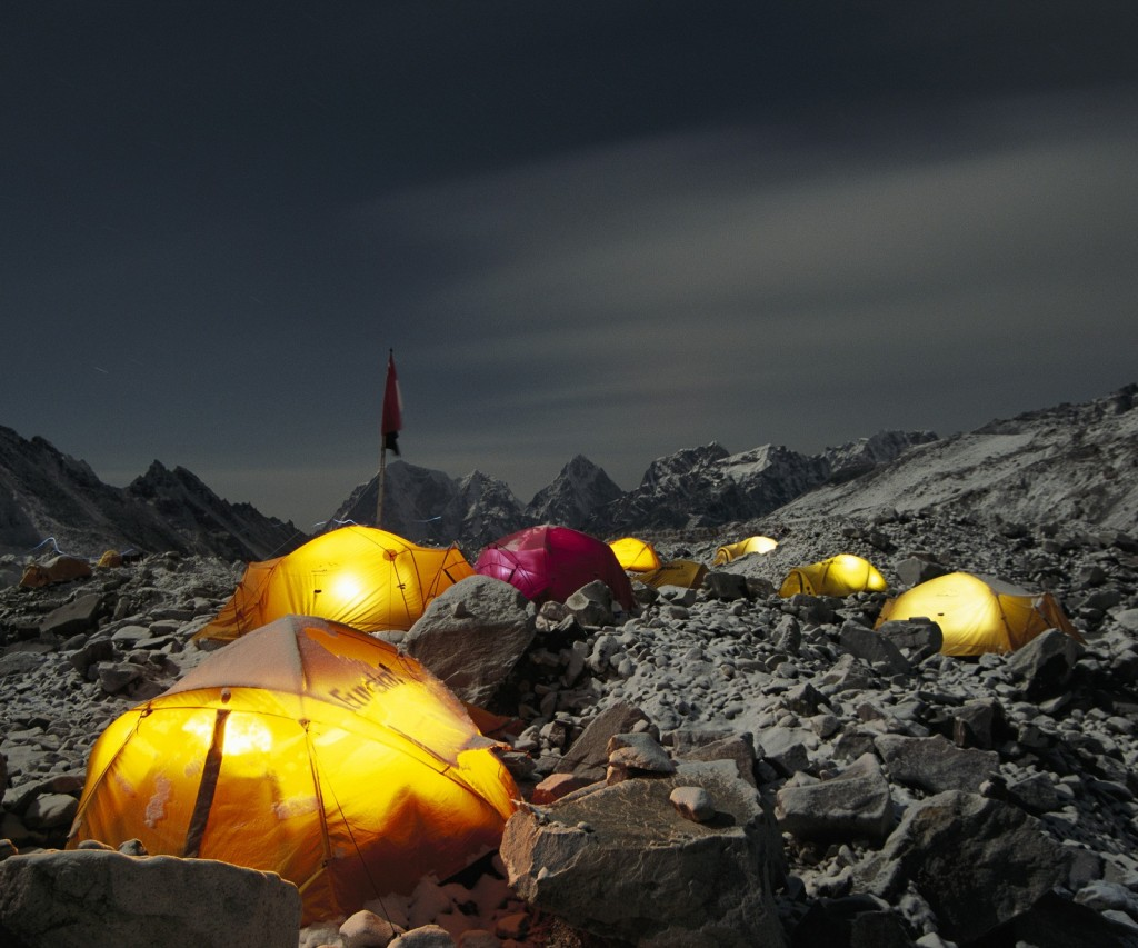 Everest base camp- nepal