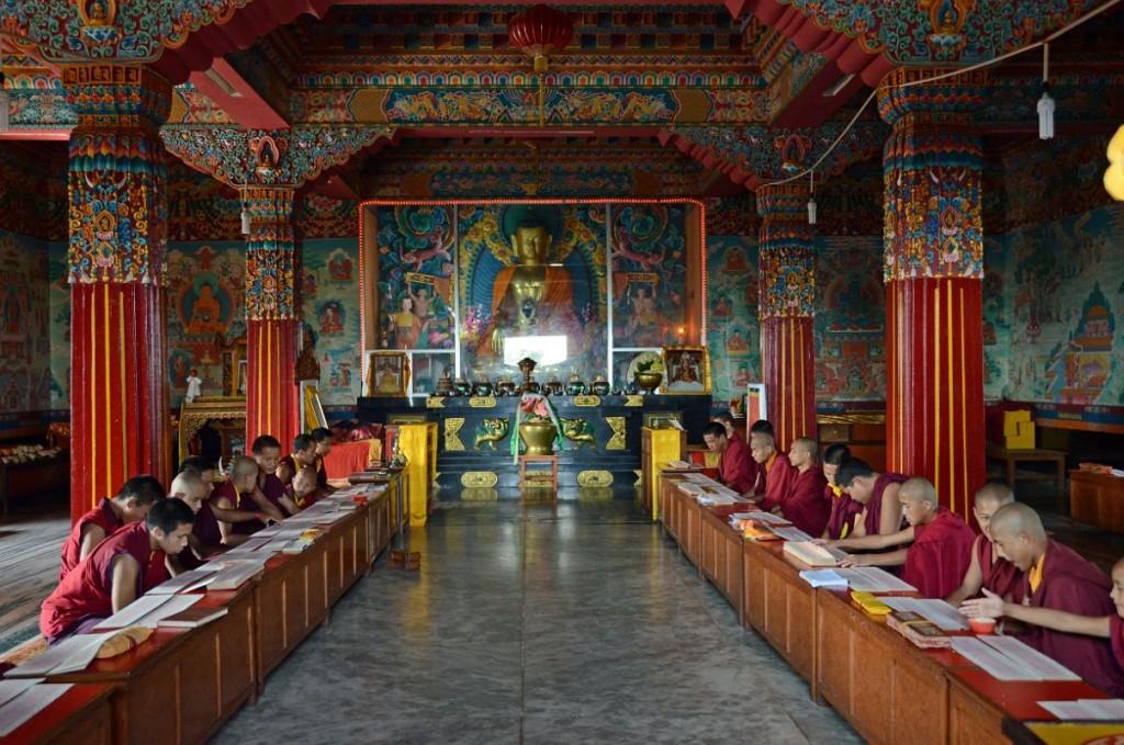Monastery of Nepal