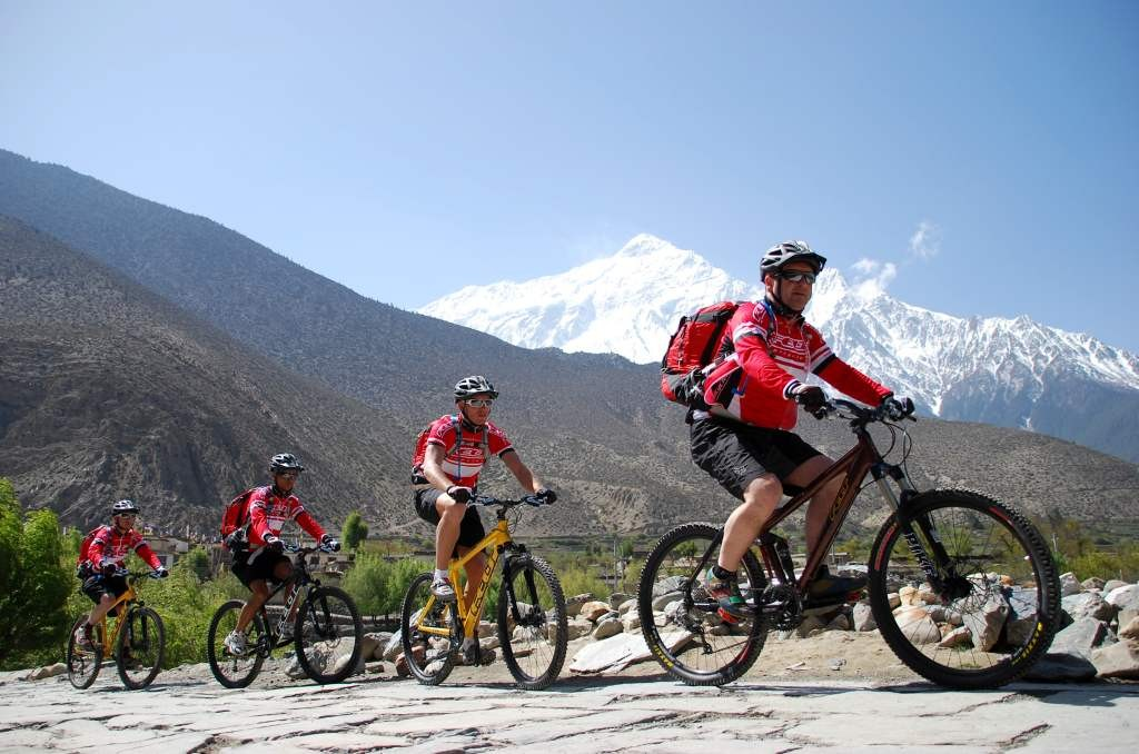Mountain Biking in Pokhara