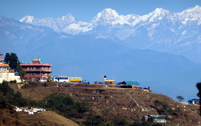 Nagarkot trekking short and easy trek in Nepal