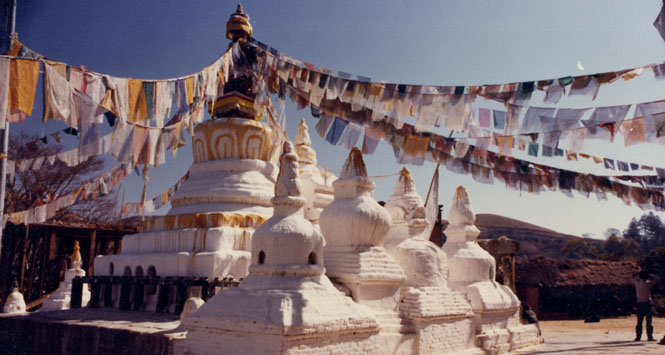 namao Buddha easy trek in nepal