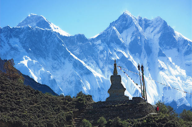 Sagarmatha national Park- everest region