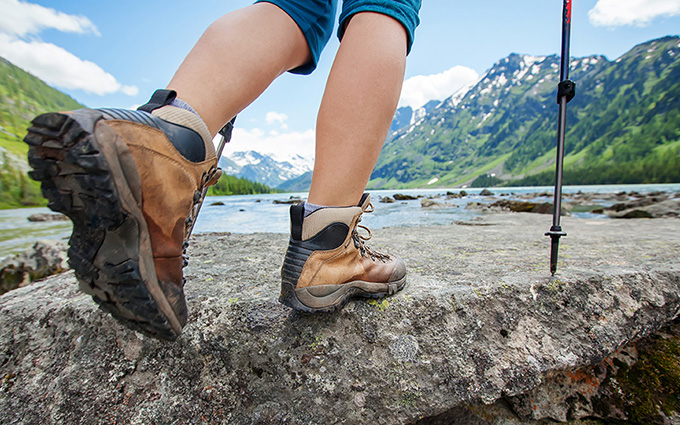 Hiking Safety Tips - comfortable clothing