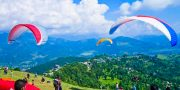 Paraglinding in Pokhara