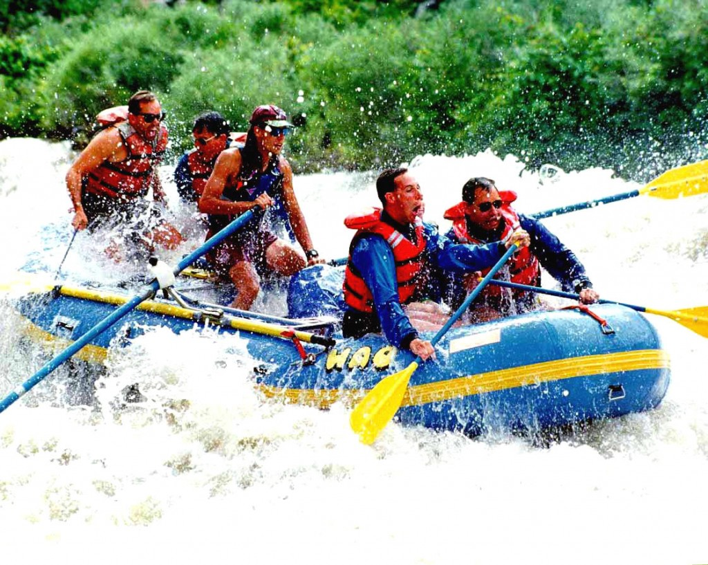 Nepal- travel rafting in Nepal