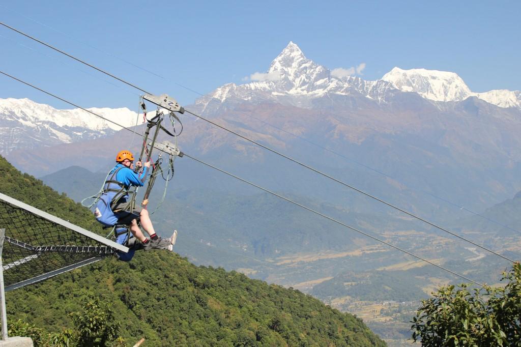 zip-flyer Nepal