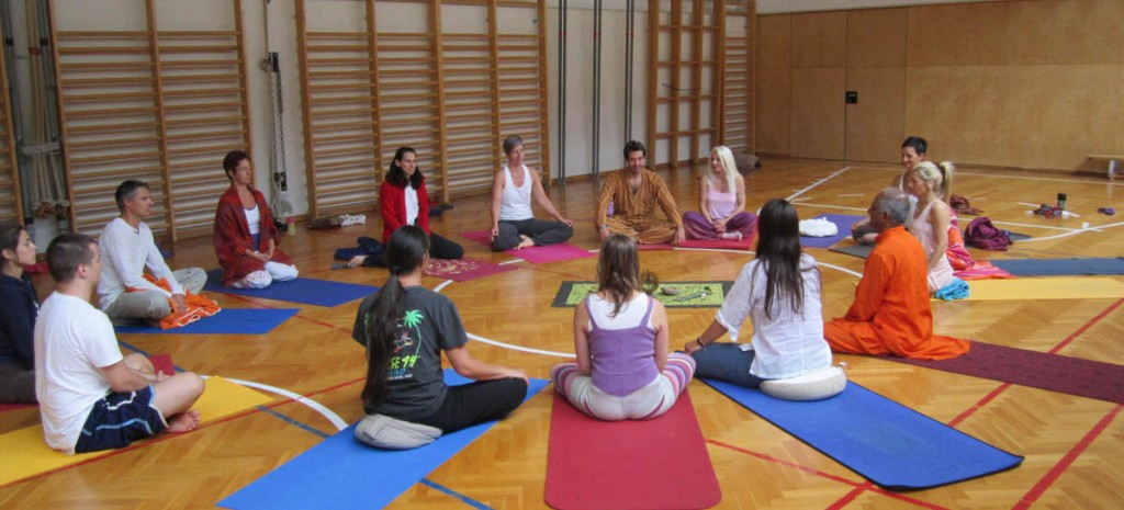 Meditation and Yoga in Kathmandu