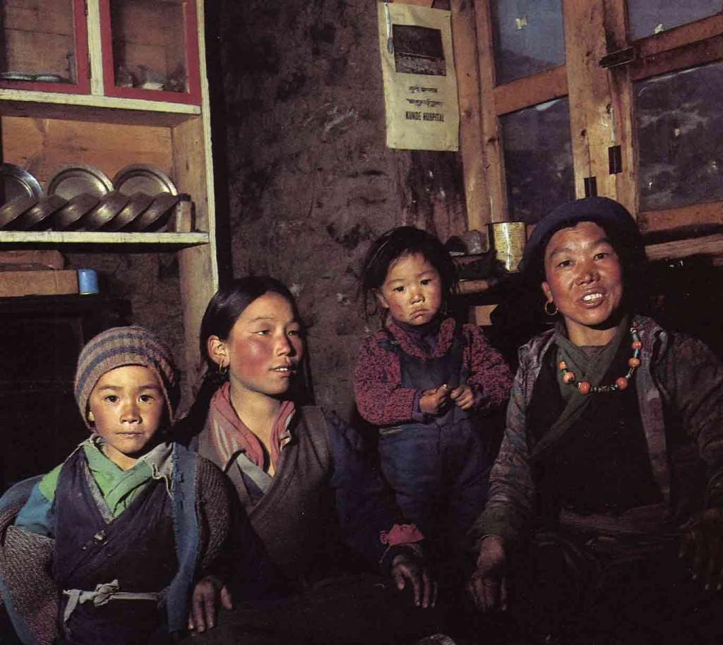 Sherpa- Everest trekking experience