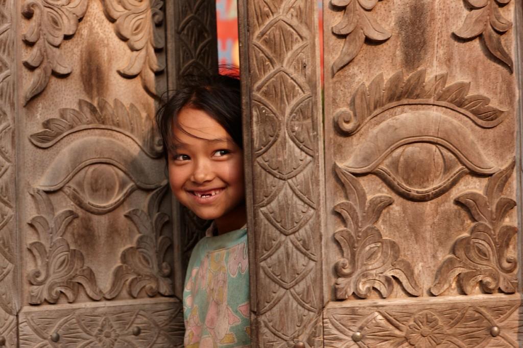 Smiling during trekking in Nepal- First time trekking Nepal tips