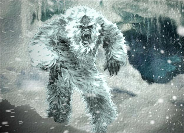 Mysterious Yeti From Nepal