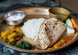 Dal Bhat- vegeterian