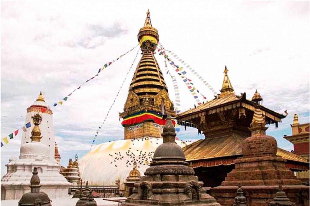 Nepal Travel- Swoyambhunath in kathmandu