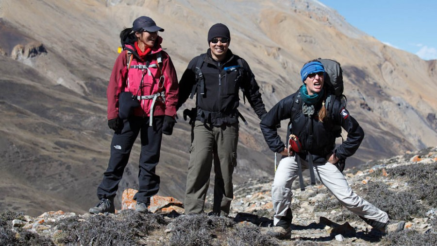 trekking clothes for nepal