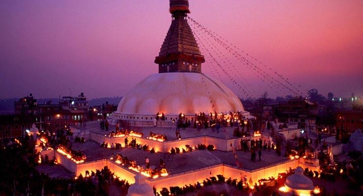 Buddha Jayanti Festival in Nepal
