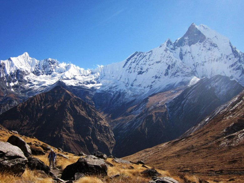 Annapurna Base Camp Trek - Best Trekking Adventure