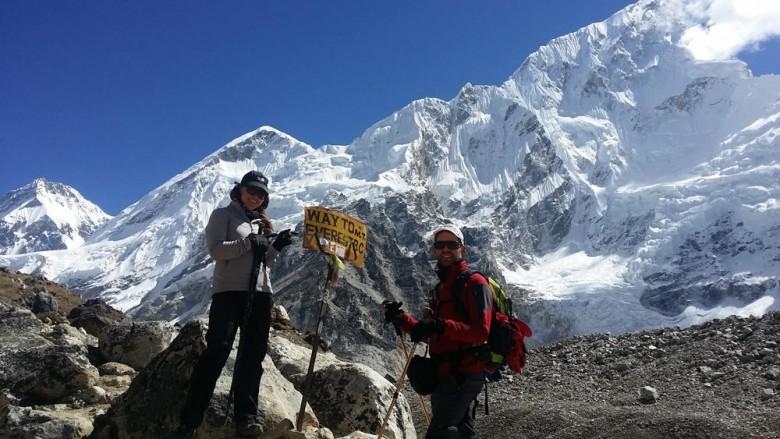 Nepal Trek W