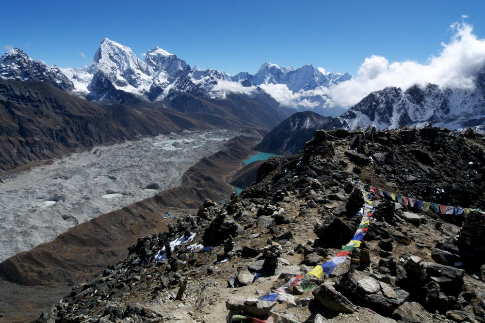 Gokyo Ri Trek _ Best Trekking routes in Nepal