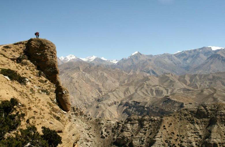 Upper Mustang- Best Trekking Trail in Nepal