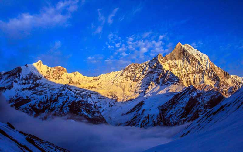 Winter - best season to visit nepal