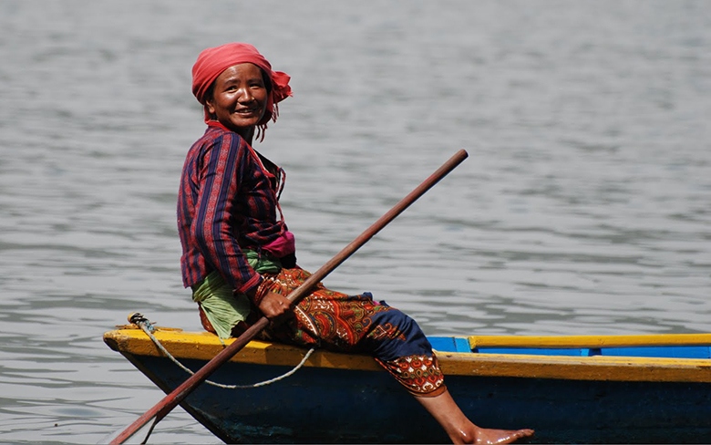 Faces of Nepal Photography