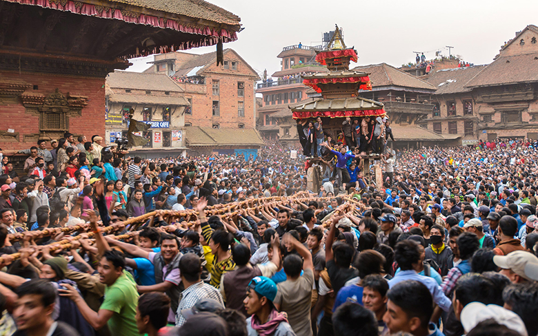 Festivals of Nepal Photography