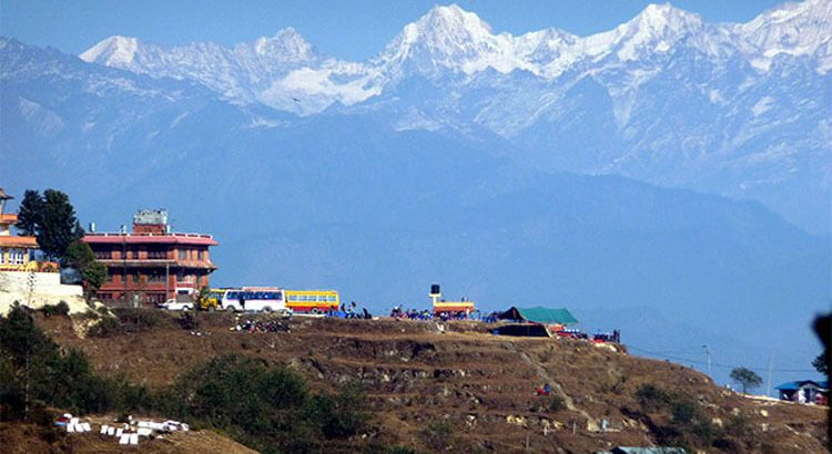 Nagarkot-trekking