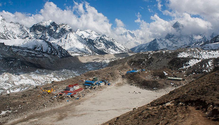Everest Base Camp Trek Route