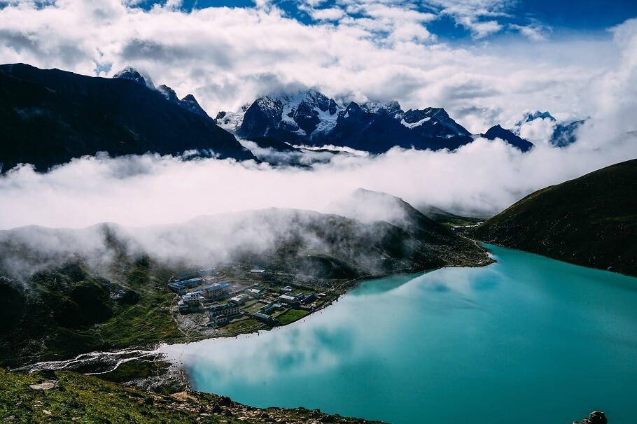 Gokyo Valley Trek Altitude