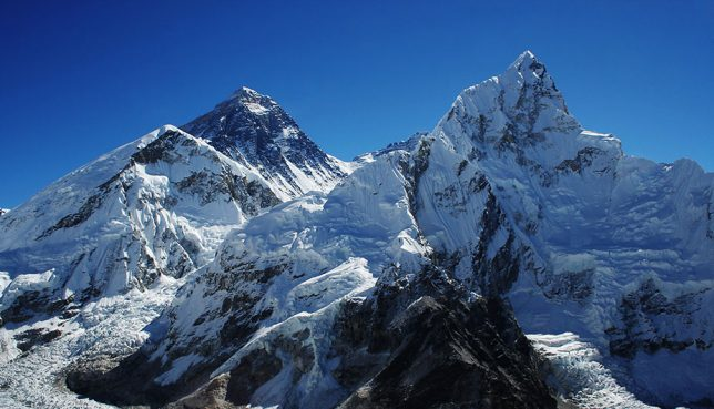 Everest Base Camp Trek in May
