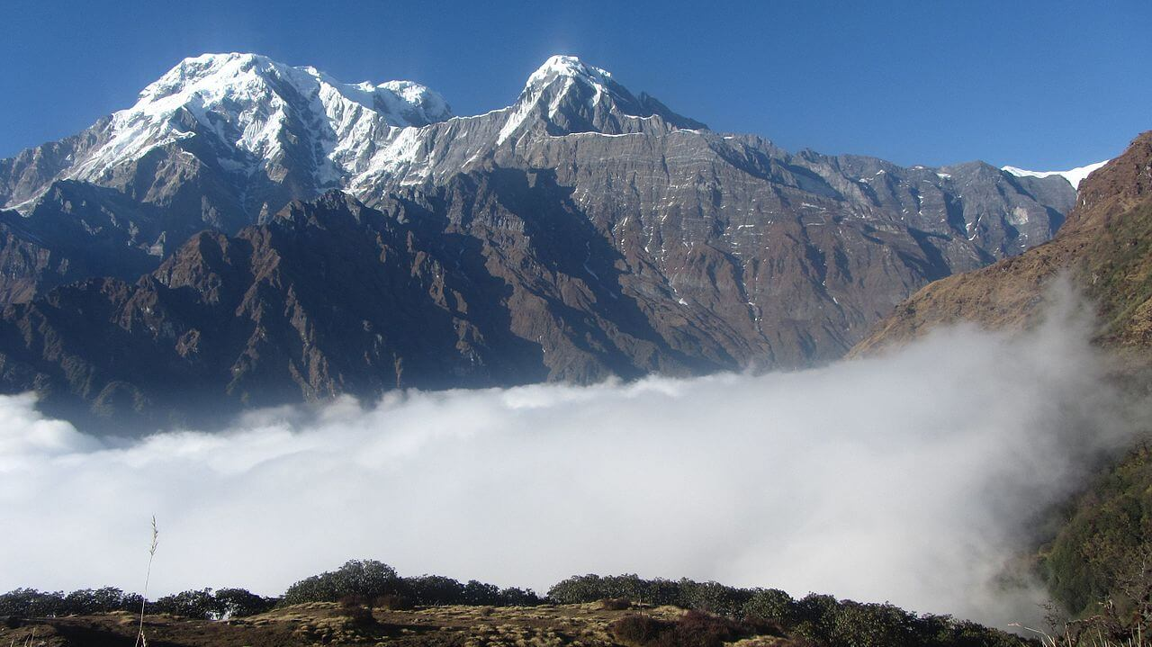 High Camp Mardi Himal