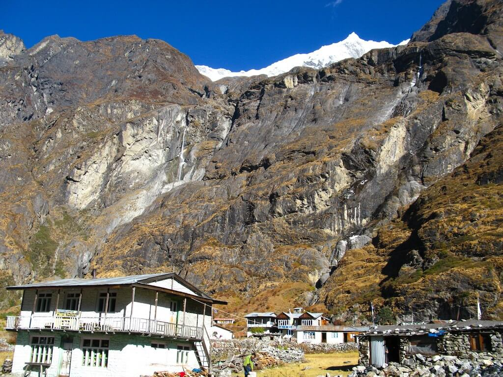 Accommodation in Langtang Valley