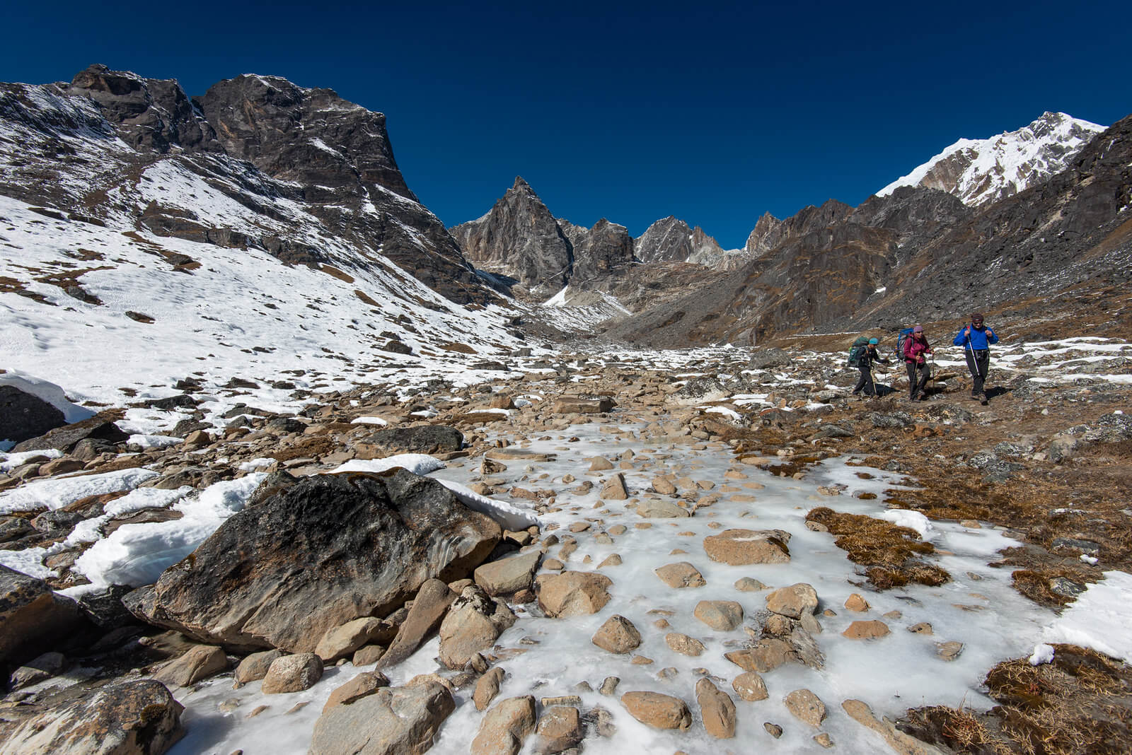 Gokyo Ri Trek Difficulty