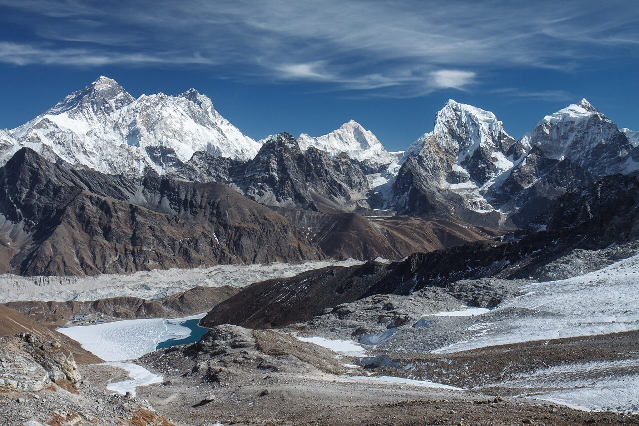 Gokyo Ri with Renjo La Pass