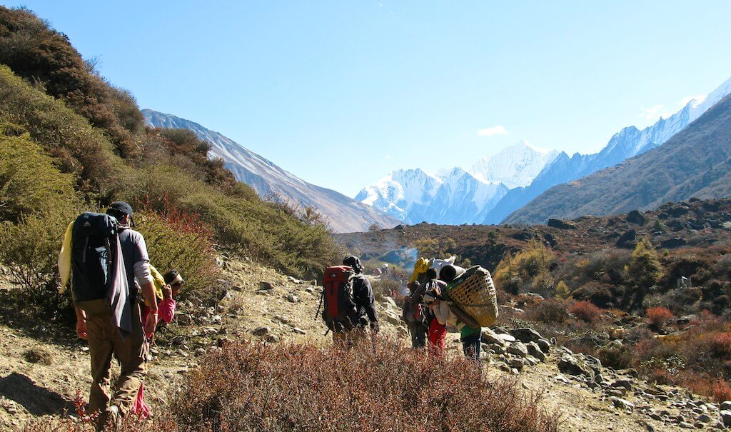 Langtang Valley Trek Difficulty