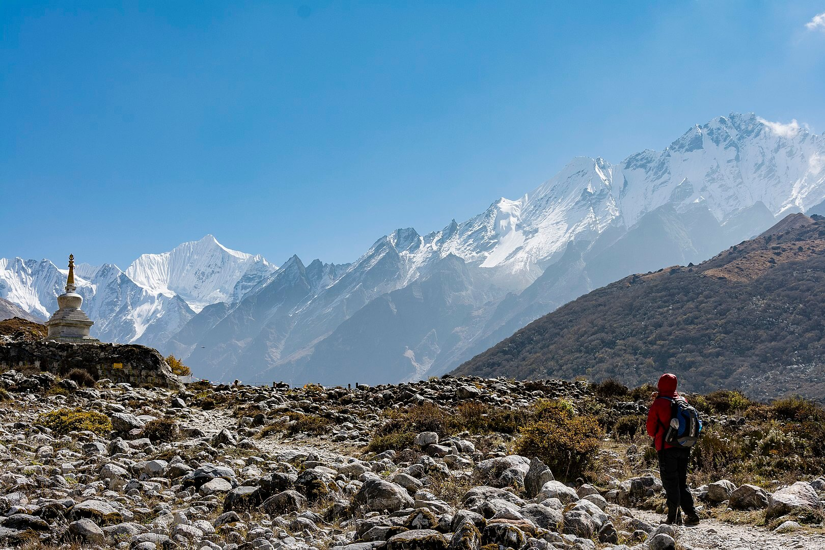 Langtang Valley Trek Permit